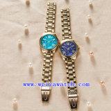 Regarder en acier inoxydable avec unisexe Fashion ODM montre-bracelet (WY-G17005B)