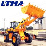 Nouveau design Ltma 5t Big Compititive chargeuse à roues avec prix