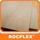 La madera contrachapada de la cáscara del arroz de Rocplex que hacía la máquina, película de Brown hizo frente a la madera contrachapada