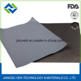 Le tissu de verre recouvert de caoutchouc de silicone