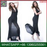 La Chine de nouvelles actions sous-vêtements sexy robe longue robe de nuit avec Backless