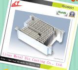 moulage sous pression en aluminium pour couvrir d'éclairage LED avec l'ISO