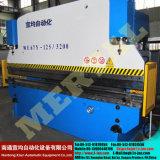 Barato preço placa de chapa metálica máquina dobradeira máquina de dobragem, com Potência Hidráulica