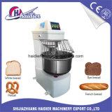 mescolatore di alimenti di doppia velocità del miscelatore di spirale del forno 100L con i doppi motori