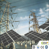 Módulo solar confiable y elegante 315W flexible en soluciones del sistema de BIPV