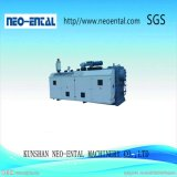 SGS 기준을%s 가진 플라스틱 원뿔 쌍둥이 나사 관 밀어남 기계