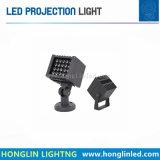 Projector do diodo emissor de luz da luz 23W do assoalho do jardim da iluminação do diodo emissor de luz