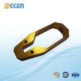 Qualitäts-Aluminium CNC-maschinell bearbeitenteile Soem-China rote anodisierte