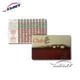 Prix de gros des cartes de membre d'impression pleine couleur/VIP de cartes de remise