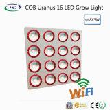 High-Lumens COB Urano 16 Crecer LED de luz para el cultivo comercial