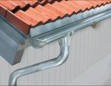 Automatische quadratische Fallrohr-Rolle, die Maschinen-Wasser-Rohr-Maschine bildet