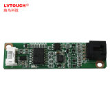 18.5 провода 16:9 4 дюйма экран касания широких сопротивляющий для индикации СИД LCD