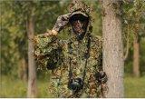 Костюм снайпера камуфлирования полесья костюмов 3D Ghillie камуфлирования
