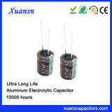 4.7UF 200V 10000hours Elektrolytische Condensator voor de LEIDENE Levering van de Macht