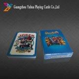 최고 질 플라스틱 트럼프패 게임 카드