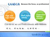 Nueva consumición de las energías bajas del diseño 12V de la buena disipación hecha en China con iluminación del tubo del índice LED de la representación del precio al por mayor de la fábrica la alta