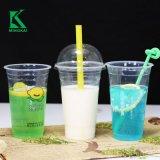 Wegwerfplastiksaft höhlt Cup des Plastik14oz