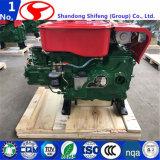 4 치기 단 하나 실린더 선반 또는 발전기 /Pump/Mining 바다 농업 물에 의하여 냉각되는 디젤 엔진