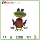 Het modieuze Standbeeld van de Kikker van het Metaal voor de Decoratie van de Tuin