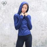 2017명의 여자의 수확된 Hoodie 숙녀 스웨트 셔츠 Hoodie 주문 운동복 t-셔츠 Hoodie
