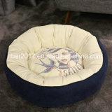 円形の贅沢な飼い犬のベッドペット製品猫のベッドのマットのマットレス