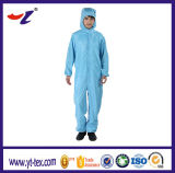 Coverall безопасности противостатического типа Clothes&Hot Cleanroom ESD Анти--Бактерий Dust-Free