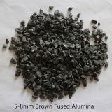 Allumina fusa Brown abrasiva materiale di brillamento di sabbia