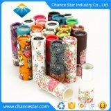 Kundenspezifisches Eco Drucken drückt Papierlippenbalsam-Gefäße hoch