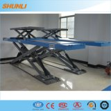 Longos Floor-Mounted de 5 toneladas Scissor tirantes com certificação de Ce/ISO