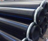 Tubo dell'HDPE nei formati del tubo di Stock/PE