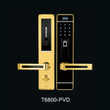 Diebstahlsicherer SUS 304 Sicherheits-Gatter-Kennwort-Fingerabdruck-intelligenter Tür-Verschluss
