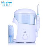 Емкость Nicefeel 600ml для зубов Irrigator целой семьи устно забеливая