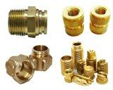 黄銅C3602 CNCの機械化の部品の飛行機の予備品の精密