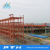 2015 Design personnalisé Structure en acier préfabriqués Warehouse à partir de la PTH