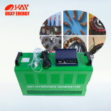 Gerador aprovado do gás do oxigênio do hidrogênio de Generateur Hho da energia