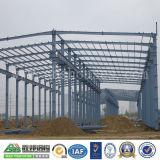 Capannone prefabbricato moderno e pratico della struttura d'acciaio