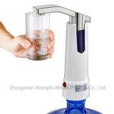 Portátil recargable dispensador de la botella de agua potable de la bomba de agua con la batería para botella de agua de 5 galones
