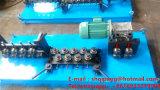 con 18rollers reviste los alambres con cobre enderezados las máquinas Jzq50/18