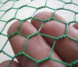 穏やかな鋼鉄六角形の網