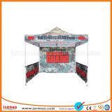 Hot Sale Impression logo durables petite exposition tente