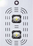 30W LEIDENE van de Sensor van de motie Geïntegreerdes allen in Één Zonne12V LEIDENE Straatlantaarn