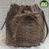 La position en cuir de cordon d'unité centrale de qualité met en sac le sac d'épaule de mode de sac à main de femmes Sh152