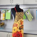 Avental ajustável de cozinha Lona de Algodão avental de mulheres para as mulheres