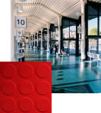 Indoorのための散りばめられたPVC Floor Tiles