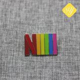 Comercio al por mayor de metal personalizados Souvenir insignia de solapa