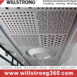 Aluminiumfurnier-blatt für Dach-Decke