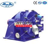 Gk horizontaler Peeler Einleitung-Stapel bediente Filtration-Zentrifuge