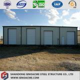 Costruzione modulare della struttura d'acciaio di qualità prefabbricata nelle regioni fredde