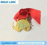 熱い連続したメダルマラソンのフィニッシャー賞カスタムメダルクラフト