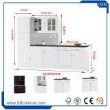 MDF van Portables de In het groot Ontwerpen van de Sticker van pvc van Keukenkasten